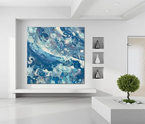 Giant Art One Piece Huge Modern Abstract Giclee Canvas Print