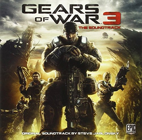 Price comparison product image Gears Of War 3 The Soundtrack