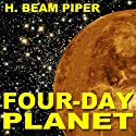 Four-Day Planet Audiobook by H. Beam Piper Narrated by Harry Shaw