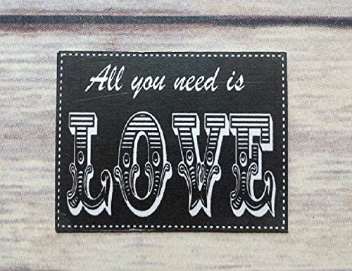 All You Need Is Love Refrigerator Magnet