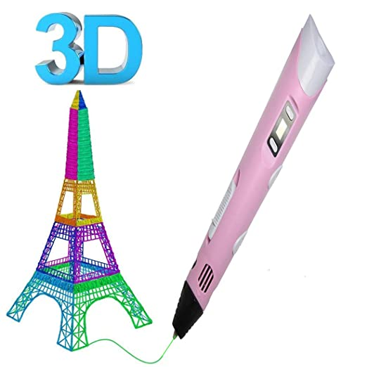 ONE BUYONE Stylos dimpression 3DSmart 3D Plumas de impresión con ...