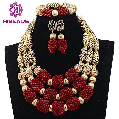African Bead Jewelry - 4