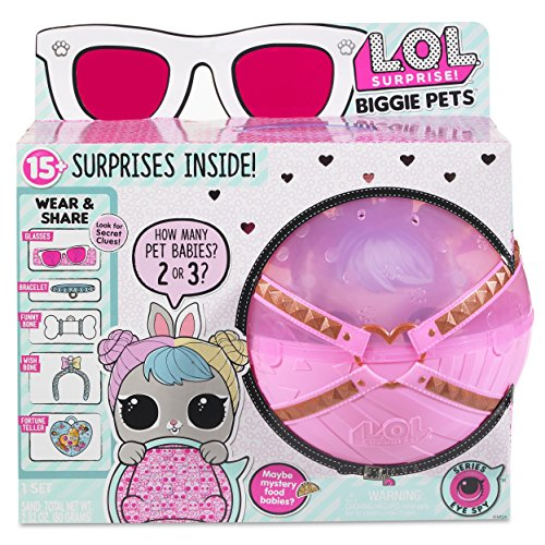 L.O.L. Surprise! Biggie Pet - Hop Hop