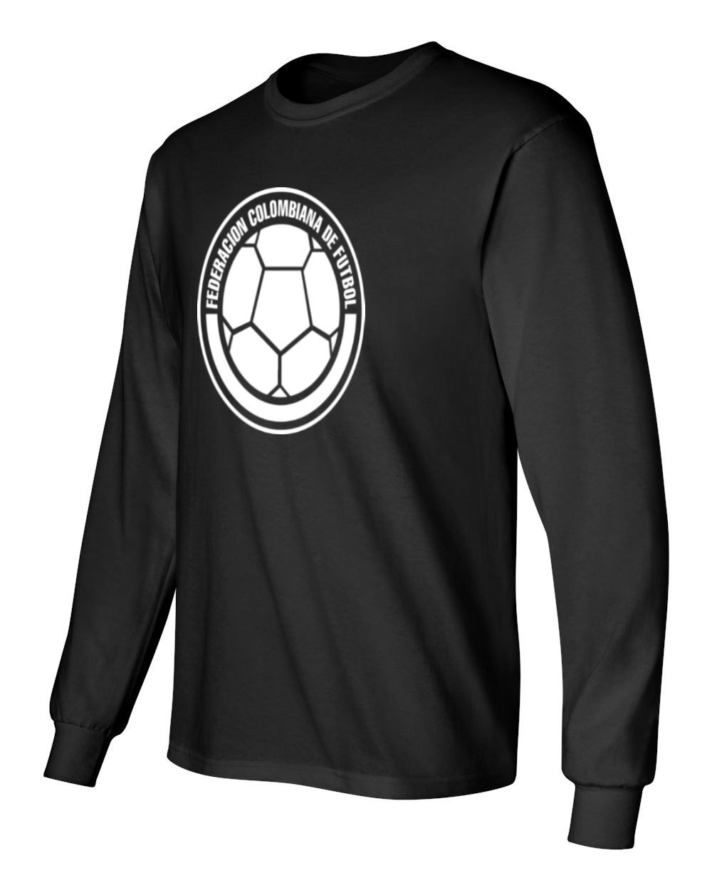 5ab7c95ded3 Amazon.com   Tcamp Colombia 2018 National Soccer  1 David OSPINA World  Championship Men s Long Sleeve T-Shirt   Sports   Outdoors