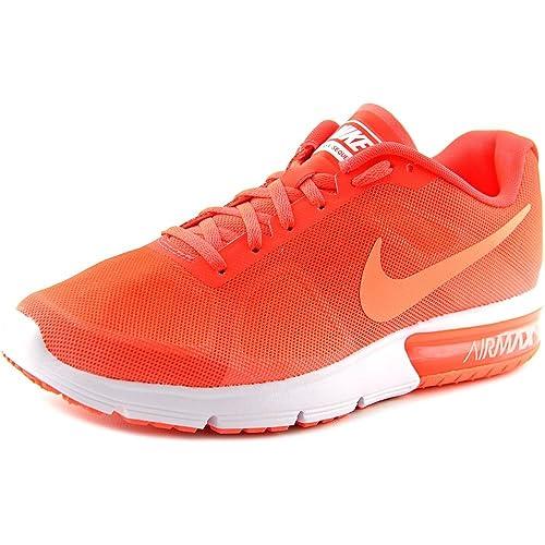mieux aimé b600c 631e6 Nike WMNS Air Max Sequent, Chaussures de Running Femme ...