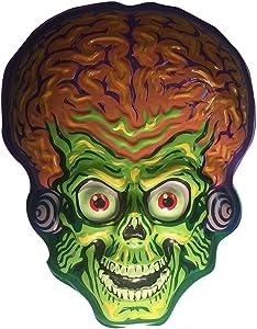 Retro-a-go-go Mars Attacks Martian Invader Vac-Tactic Plastic Mask Wall Decor