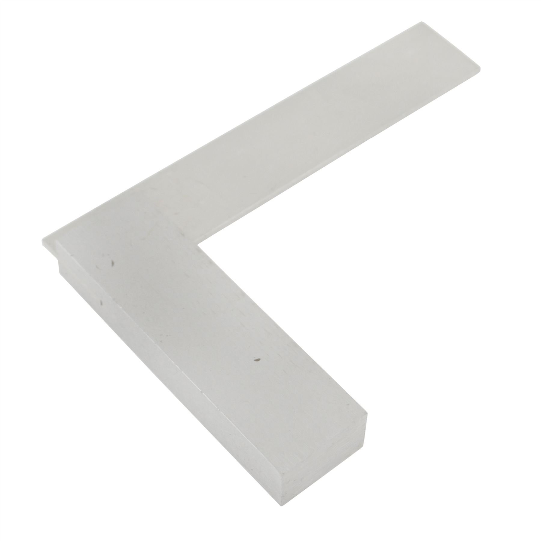 3'' (75mm) Engineers Tri Square Set Square Right Angle Straight Edge Steel Try SIL115
