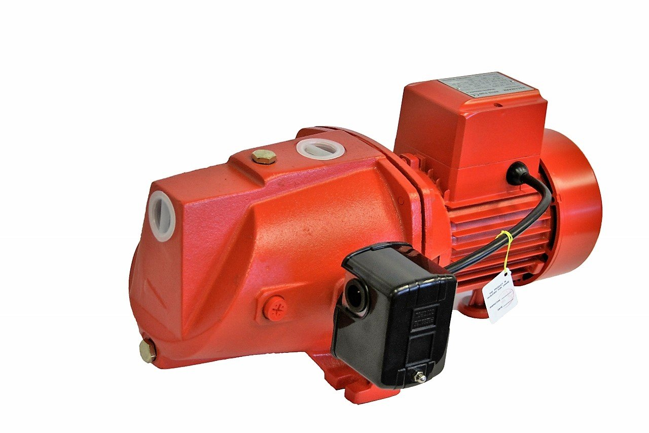 Hallmark Industries Ma0345x 6 Shallow Well Jet Pump With Pressure New 30 50 Psi Adjustable Switch Water Control Valve Swith Heavy Duty 1 2 Hp 125 Gpm 115v 230v Industrial Scientific