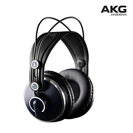 AKG K271 Studio MK II Channel Studio Headphones (Black) DJ Headphones at amazon