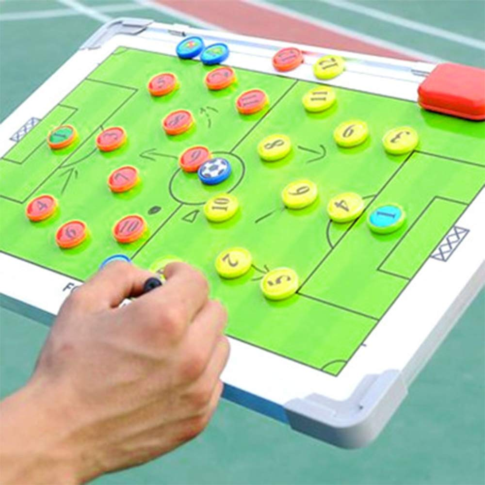 Firelong Soccer Player Substitution Board Substitutes Number Board Player Change Notice Board Coaches' & Referees' Gear