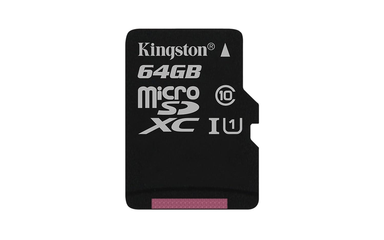 Kingston SDCS/64GBSP - MicroSD Canvas Select velocidades de UHS-I ...