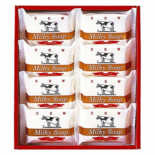 シャー怠な小間nobrand 牛乳石鹸 ゴールドソープセット (21940004)