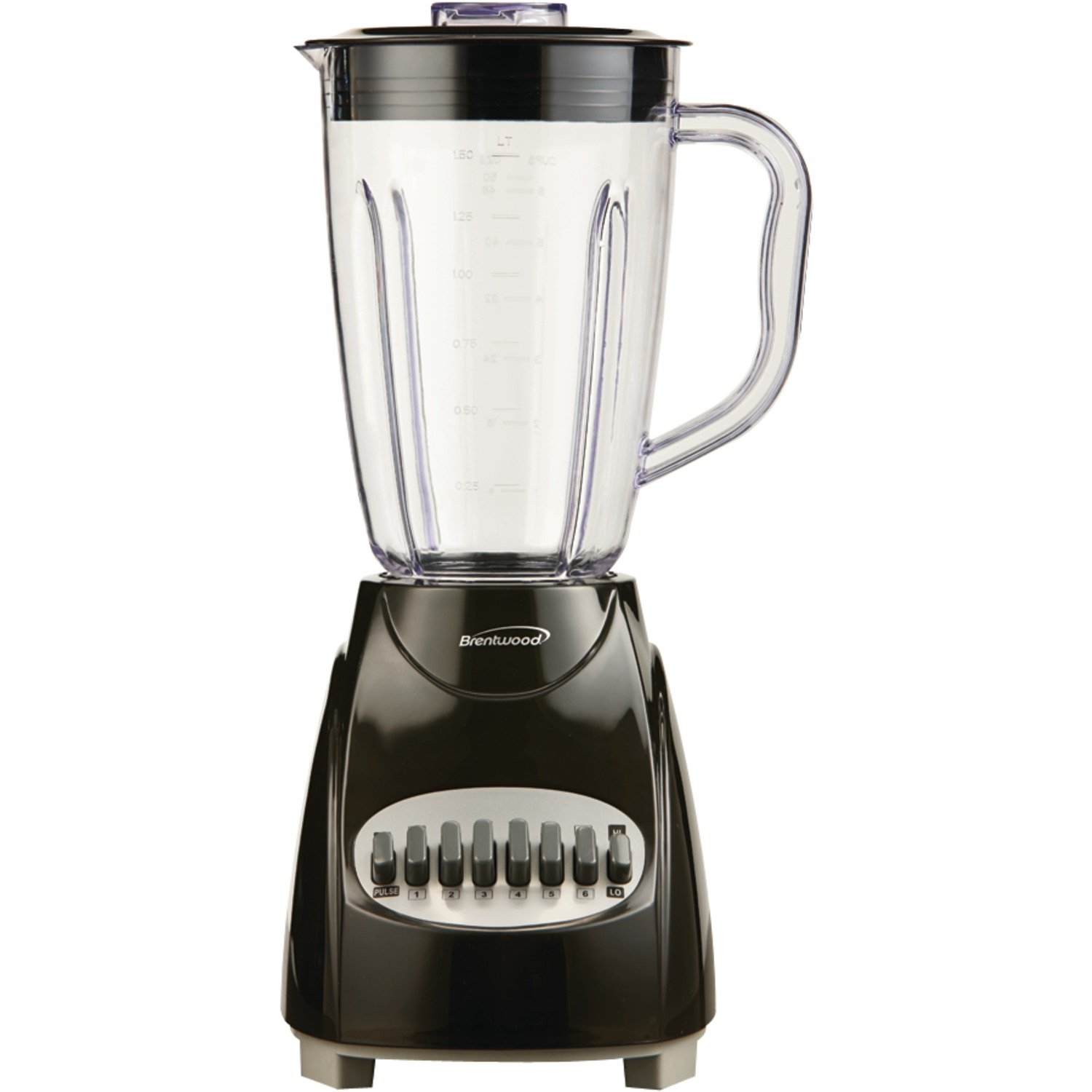 Amazon.com: Brentwood JB-220B Appliances 12-Speed Blender with ...