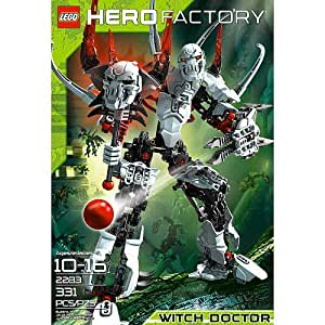 LEGO Hero Factory WITCH DOCTOR 2283