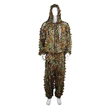 Amazon.com: Dasny Utility - Juego de ropa de camuflaje para ...