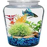 Kollercraft 1 gallon Plastic Pet Vase Fish Bowl