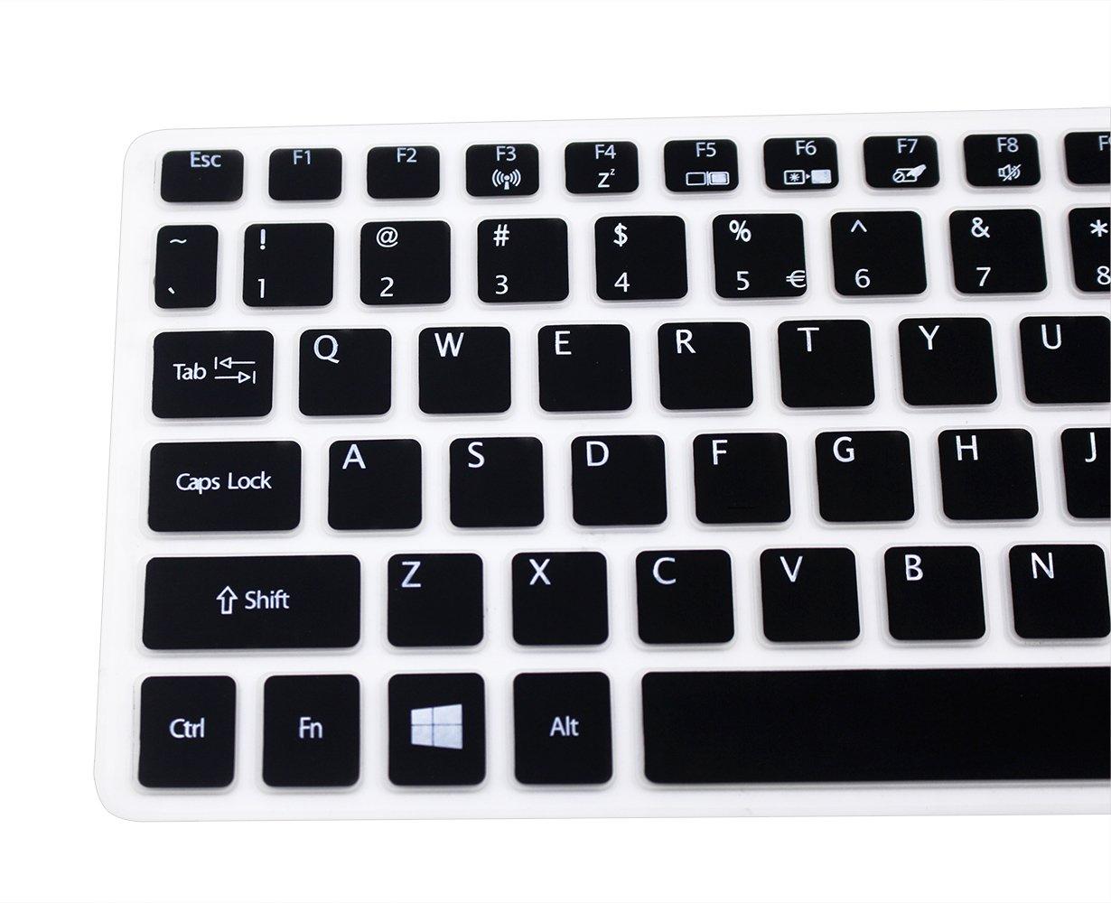 Amazon.com: Acer - Carcasa de silicona para Acer Aspire V3 ...