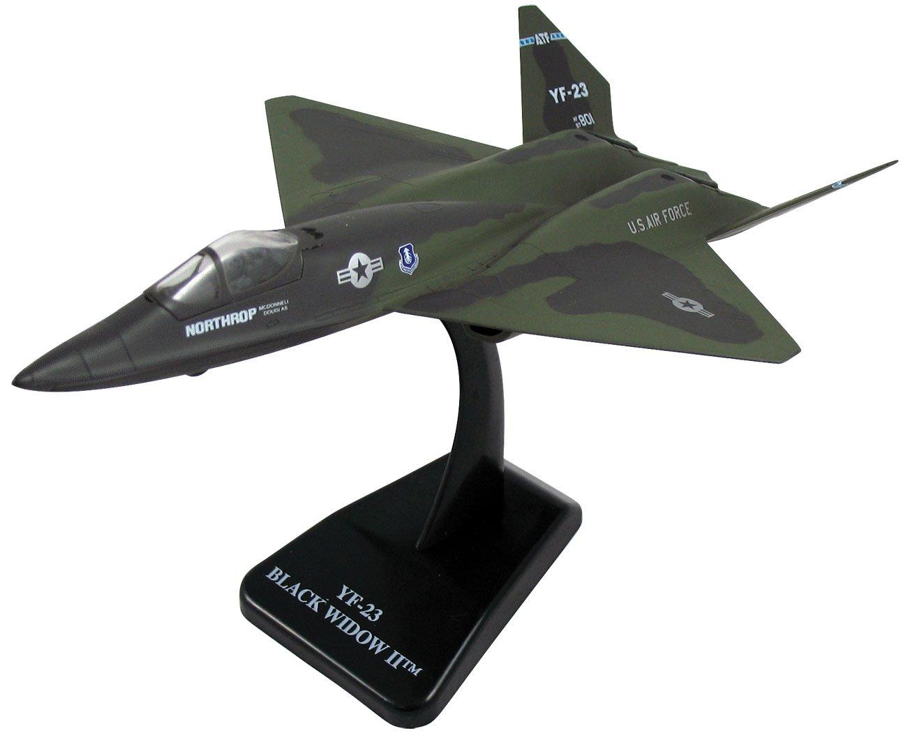 New Ray 1:72 VF-23 Black Widow II Easy-Build Model Plane