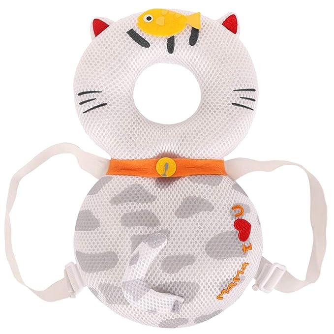 Almohadilla Protectora para Bebé Reposacabezas Protección ...