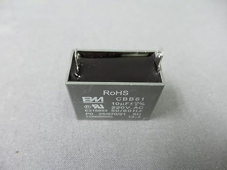 Amazon.com: Samsung de59 – 50002 a microondas Condensador ...