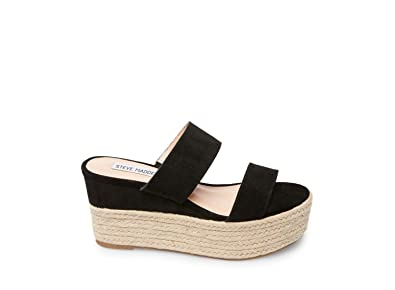 32cb98e60d3 Amazon.com | Steve Madden Women's Happy Sandal | Shoes