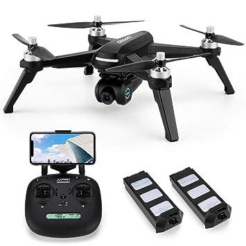 INKPOT JJRC JJPRO X5 GPS Drone con cámara HD Video en Vivo y GPS ...