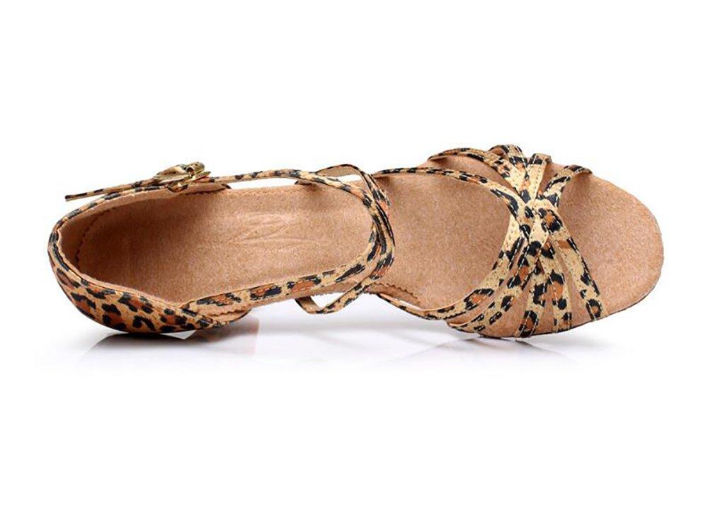 e4c8c8136bf69 WENRAN Se ntilde oras De Zapatos De Baile Latino