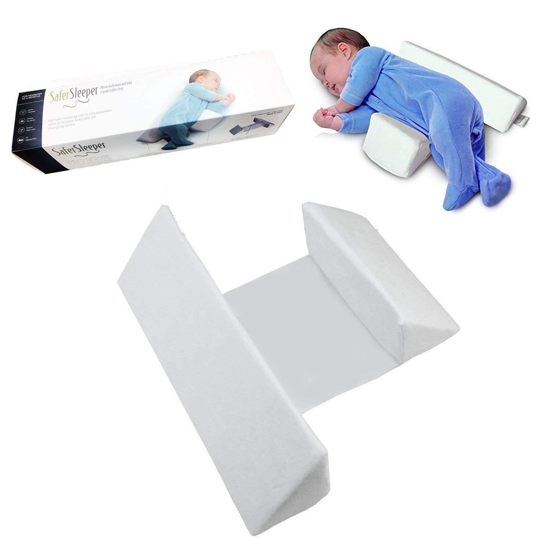 Baby Sleep Pillow Newborn Side Support No More Sleepless Nights