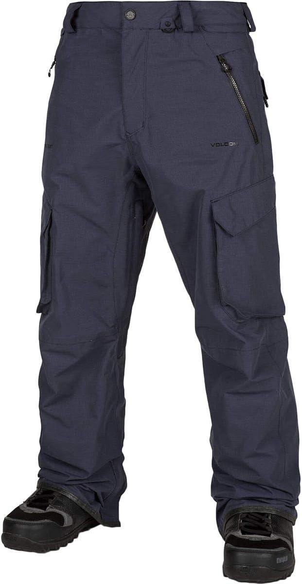 (ボルコム) Volcom Lo Gore-Tex Pant メンズ スノーボード ウェア ビブ パンツVintage Navy [並行輸入品] Vintage Navy 日本サイズ XXL相当 (US XXL)