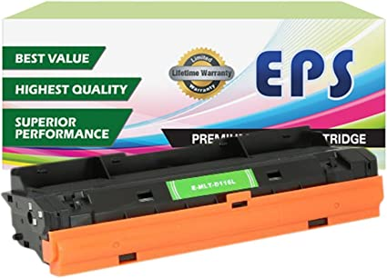 5 PACK MLT-D116L High Yield Toner for Samsung SL-M2625D M2825DW M2875FD M2875FW