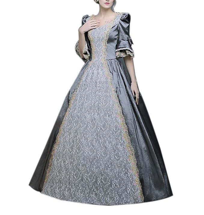 princesa ball vestido medieval