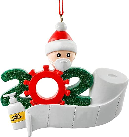 Character Christmas Tree Ideas 2020 Amazon.com: Personalized Survived Christmas Ornaments ,2020