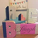 A perfect addition to any home or office! Great for gifts, party decorations, home decor & more! This listing is for (1) Custom UpCycled Vintage Book Letter. We currently offer letters A thru Z & numbers 0-9. 2017 Additions - Elephant, Photo ...