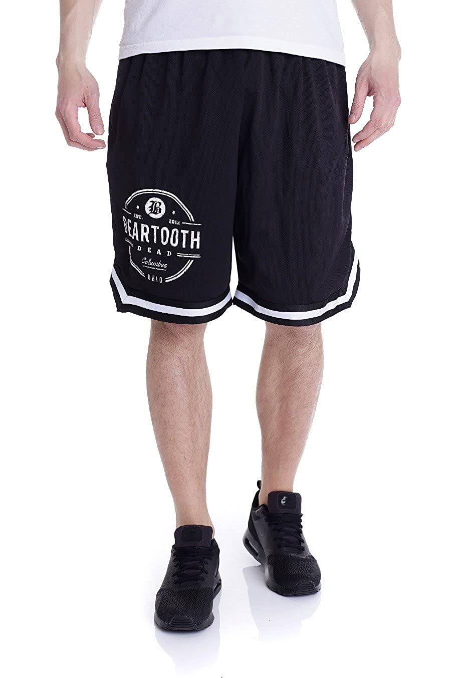 Beartooth Dead Striped - Shorts