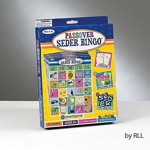 [해외]유월 절 세 데르 빙고-주문 당 게임 1 회 / Passover Seder Bingo - 1 game per order