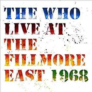 Live At The Fillmore East [3 LP]