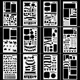 Bullet Journal Stencil Plastic Planner Stencils