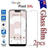 [2-Pack] Google Pixel 3 | Google Pixel 3 XL Tempered Glass LCD Screen Protector Film Guard (Google Pixel 3 XL)