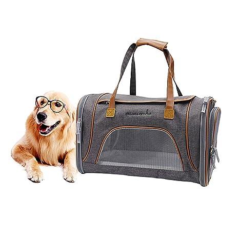 Bolsa Para Mascotas Bolsa Para Gatos Portátil Para Perros Pequeña Jaula Para Mascotas, Solo Bolso