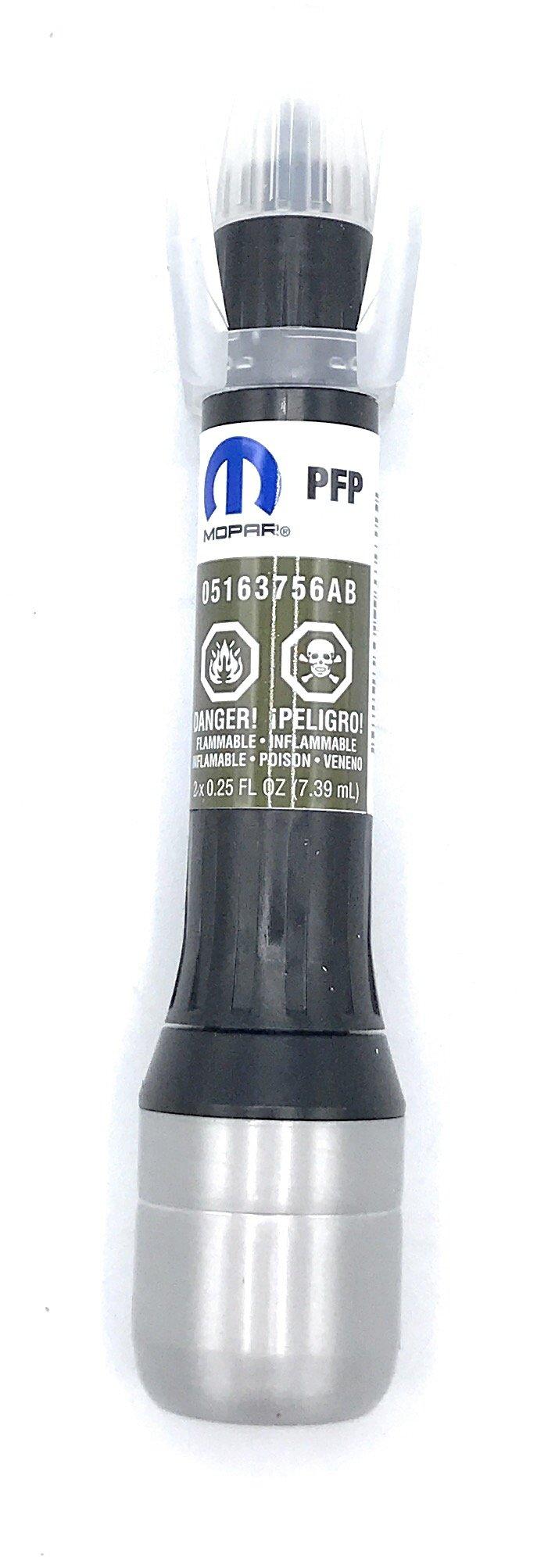 Mopar Olive Green Touch Up Paint - 5163756AB
