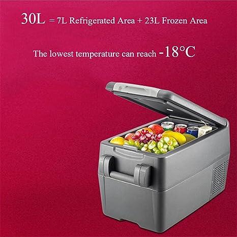 Peipei Refrigerador De Coche Auto Portatil Del Compresor 12V 30 ...