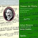 Romantic Piano Concerto 24: Da Motta Piano Concerto in A minor / Fantasia Dramatica / Balada, op 16