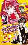 Je t'aime Suzuki, tome 5 par Ikeyamada