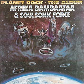afrika bambaataa the soul sonic force