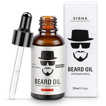 Aceite para Barba, Aceite de Barba para Hombres Cuidado de Barba 100 ...