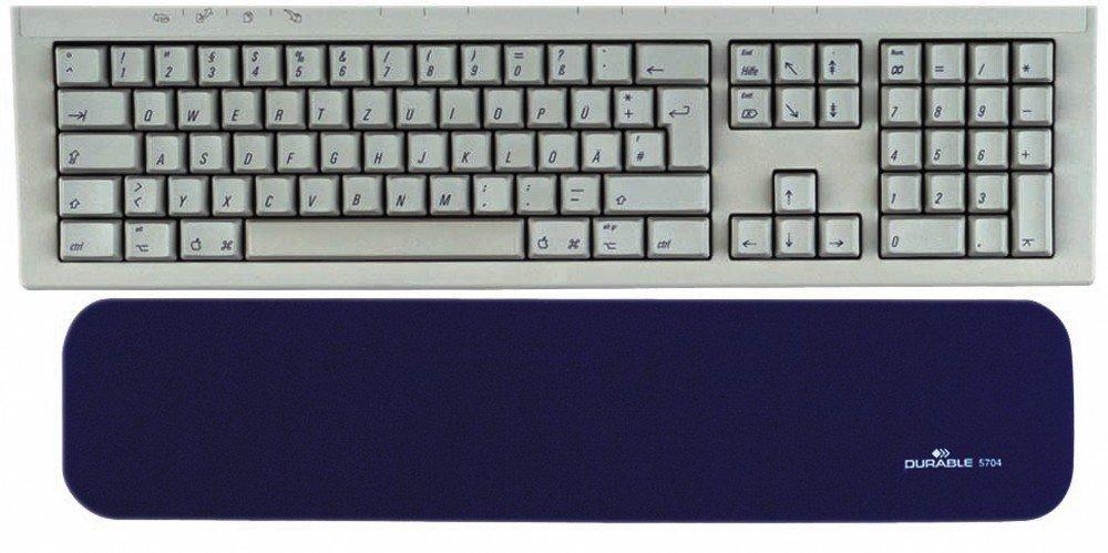 Durable 570406 - Poggiapolsi, colore: Blu