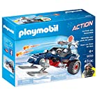 PLAYMOBIL® 雪地车 拼装玩具 $7.99(约55.18元)
