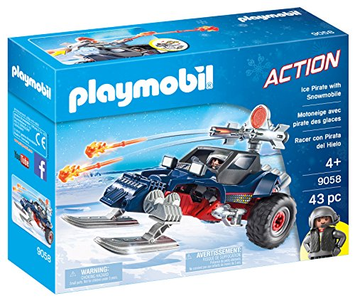 (PLAYMOBIL® Ice Pirate with)