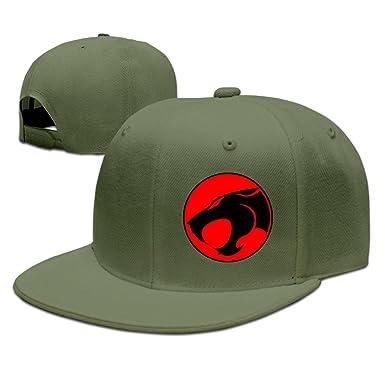 Men s Cat-like Humanoid Aliens Thundercats Symbol Flat Along Baseball Cap  Snapback Hats at Amazon Men s Clothing store  322f7c3145c