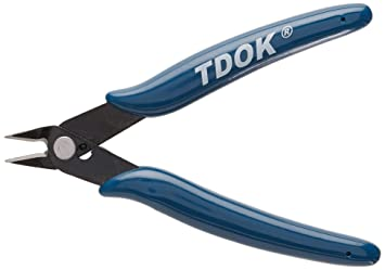 tdok Flush cortador alicates de corte interno primavera: Amazon.es: Bricolaje y herramientas